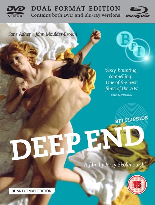 Buy Deep End (Flipside 019) (Dual Format Edition)