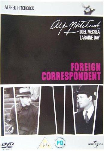 Buy Foreign Correspondent