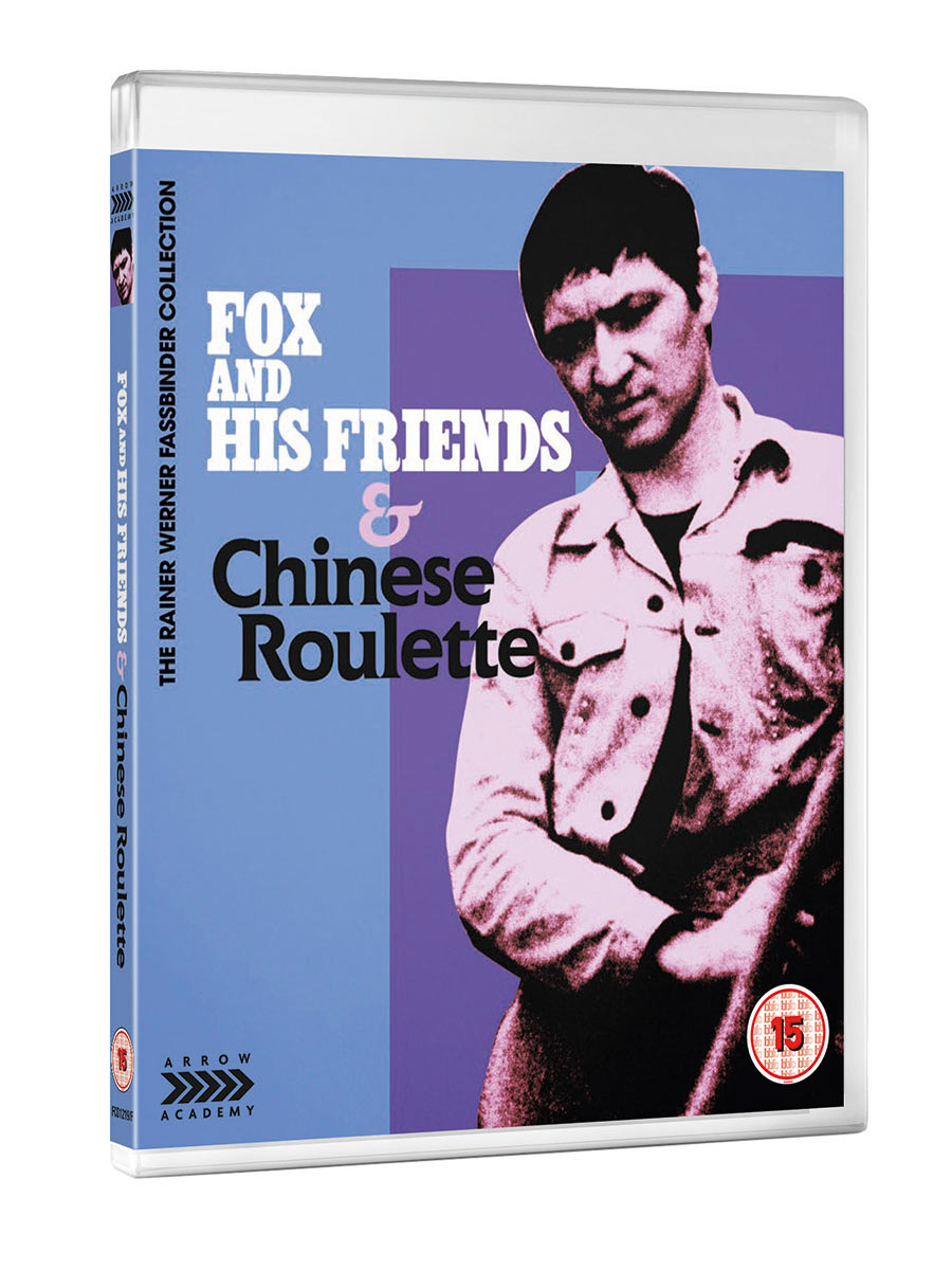 Buy Fox and His Friends & Chinese Roulette (Blu-ray)