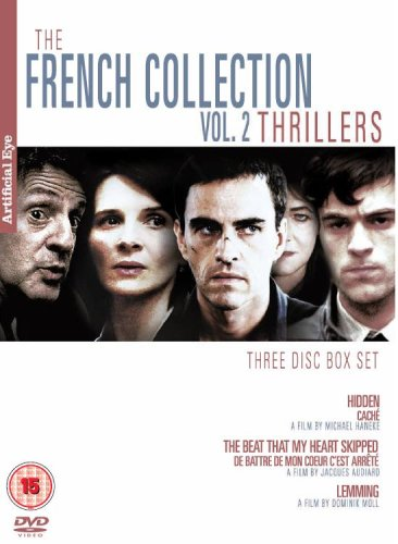 Buy The French Collection Vol.2: Thrillers
