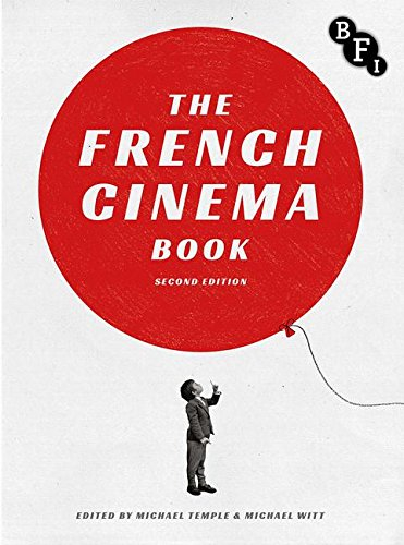 Buy PRE-ORDER French Cinema Book (2nd ed)