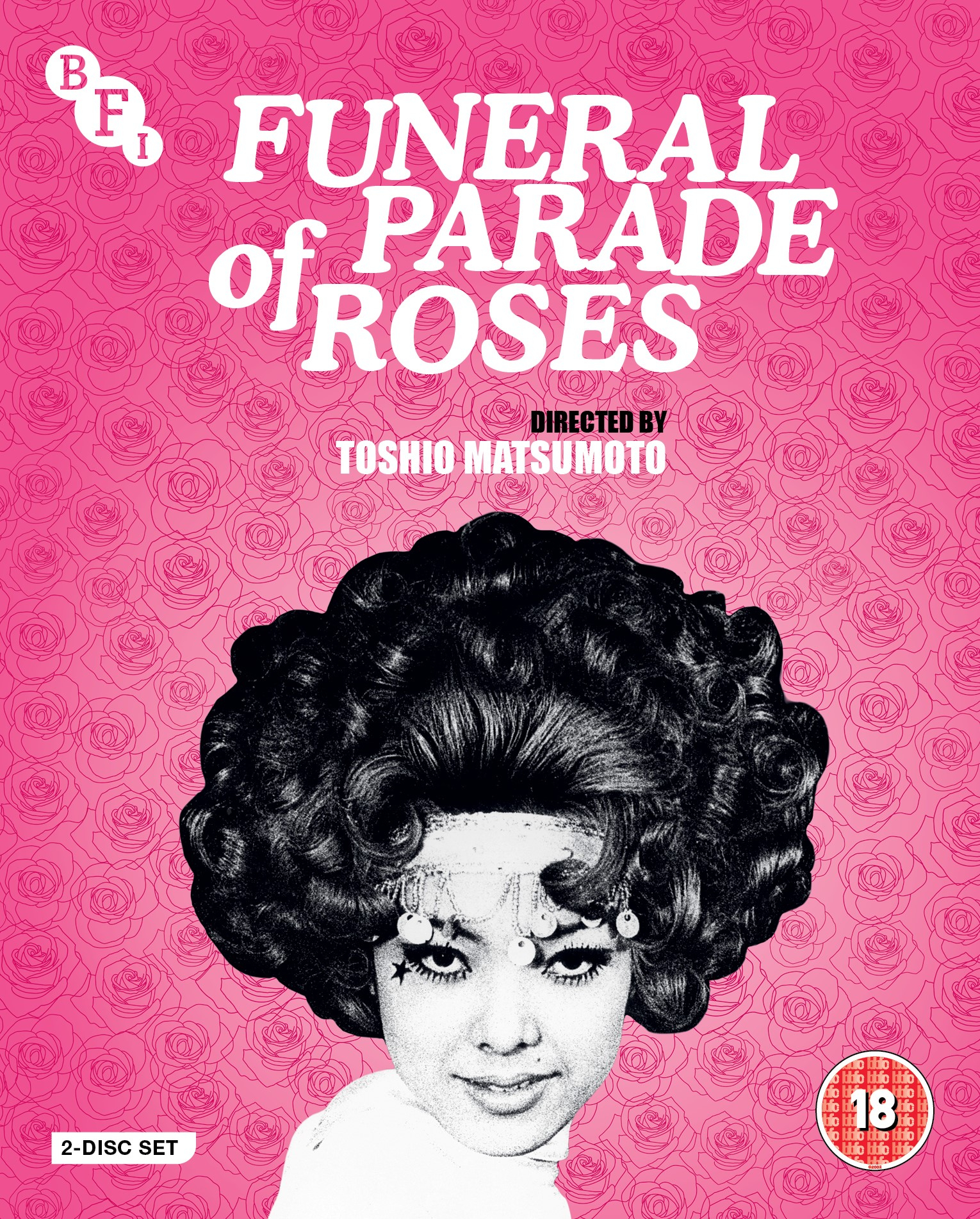 Buy Funeral Parade of Roses (2-Disc Blu-ray)