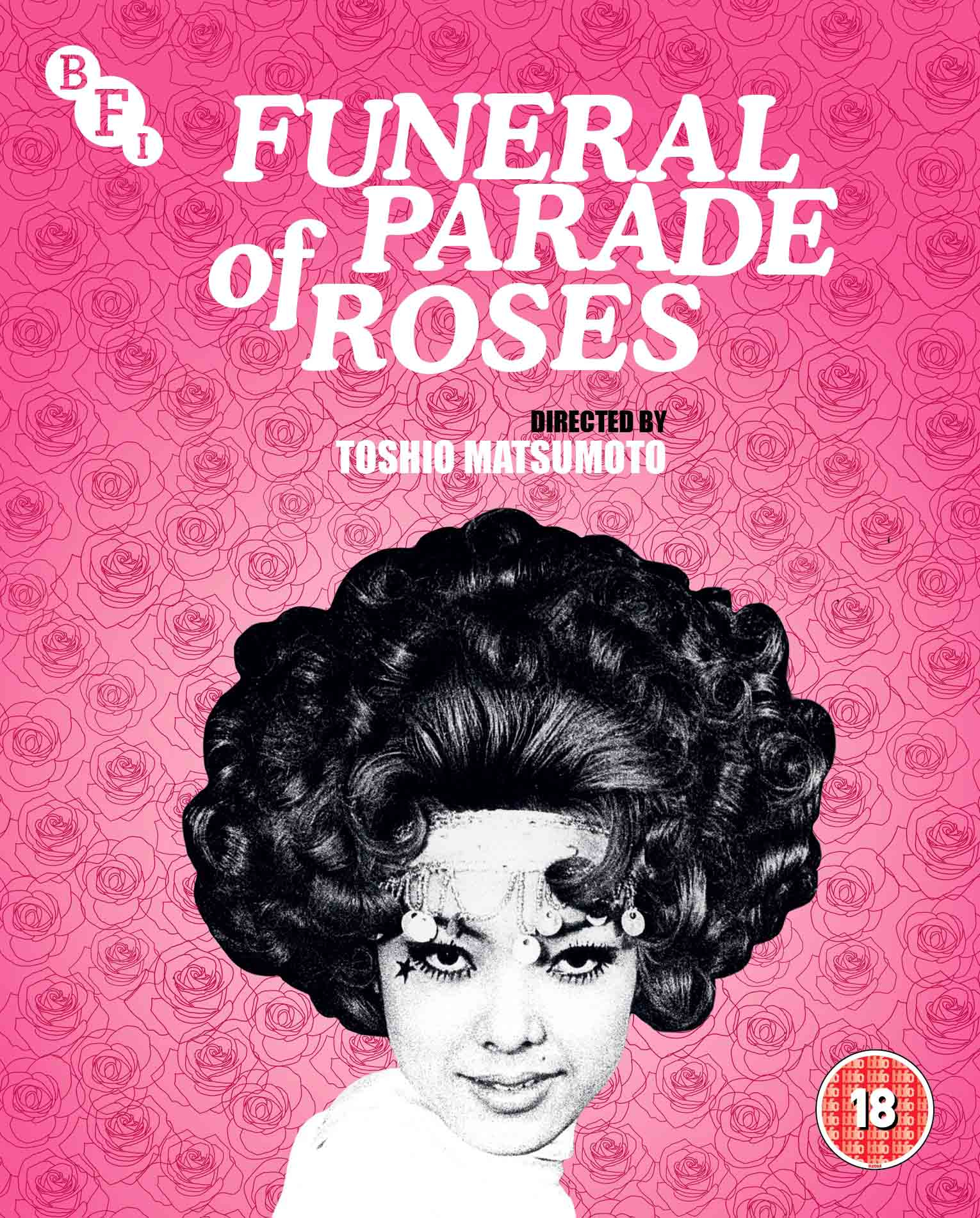 Buy PRE-ORDER Funeral Parade of Roses (Blu-ray)