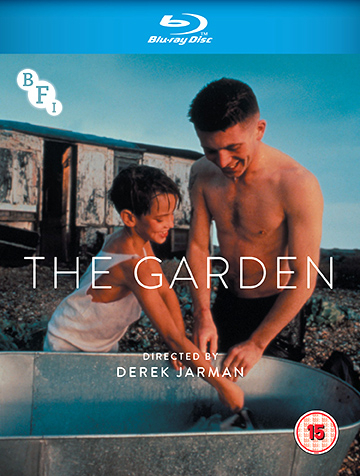 Buy The Garden (Blu-ray)