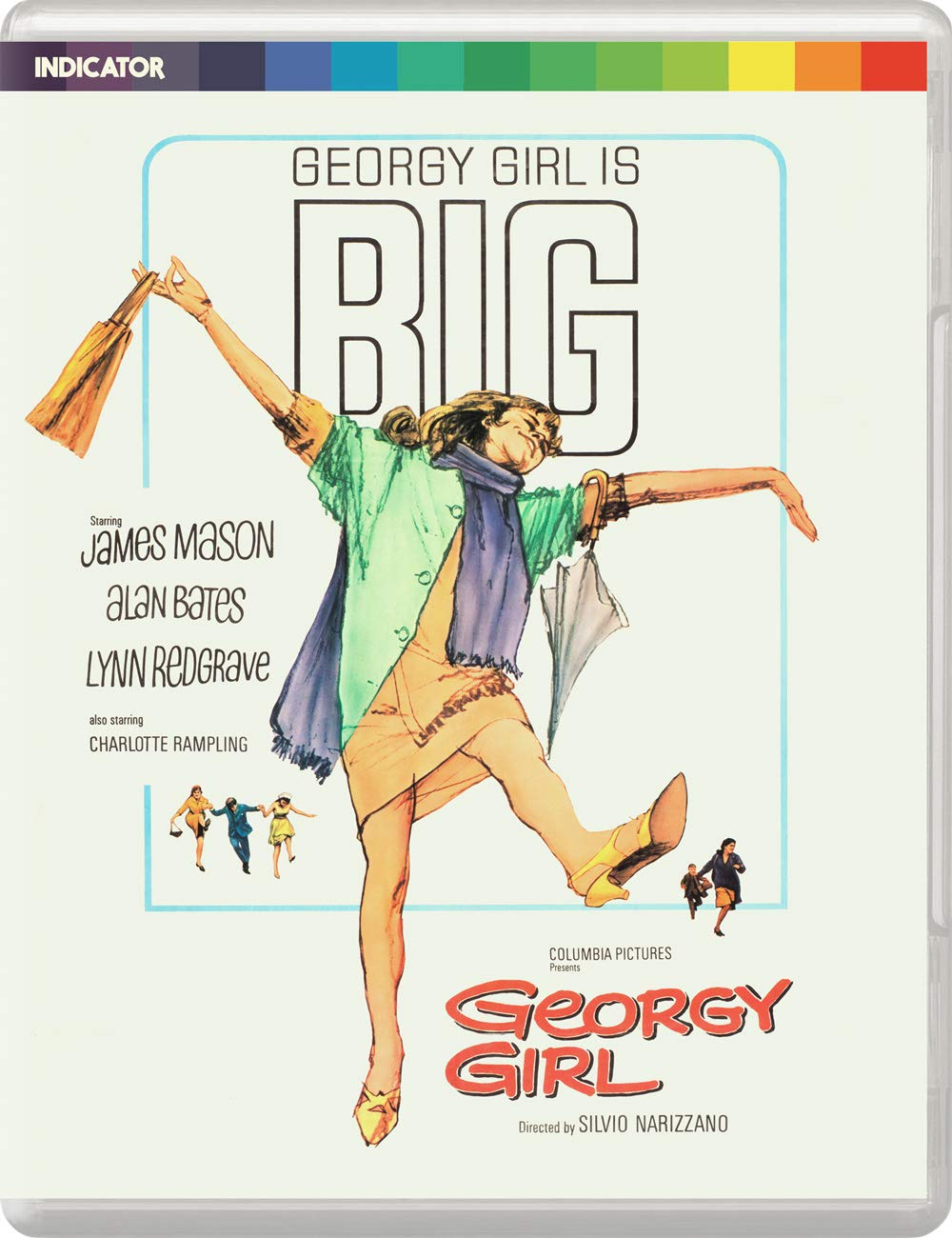Buy Georgy Girl (Blu-ray)