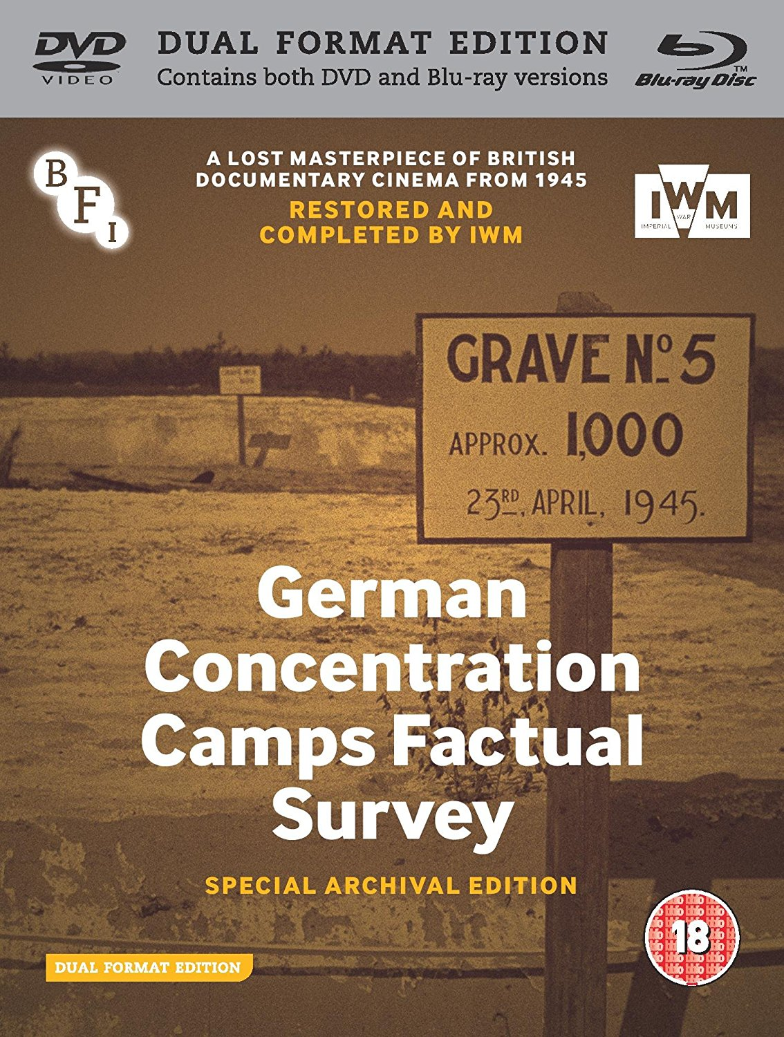 Buy German Concentration Camps Factual Survey: Special Archival Edition