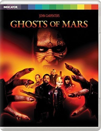 Buy Ghosts of Mars (Dual Format Edition)