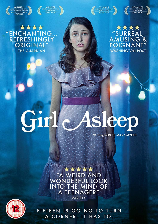 Buy Girl Asleep