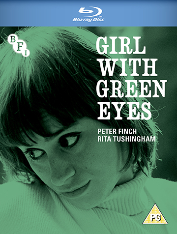 Buy Girl with Green Eyes (Blu-ray)