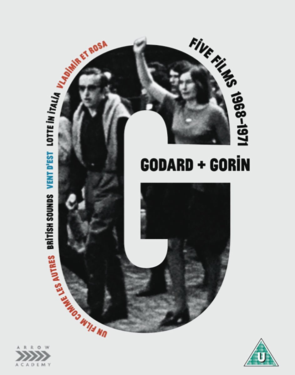 Buy Jean-Luc Godard & Jean-Pierre Gorin: Five Films 1968-1971