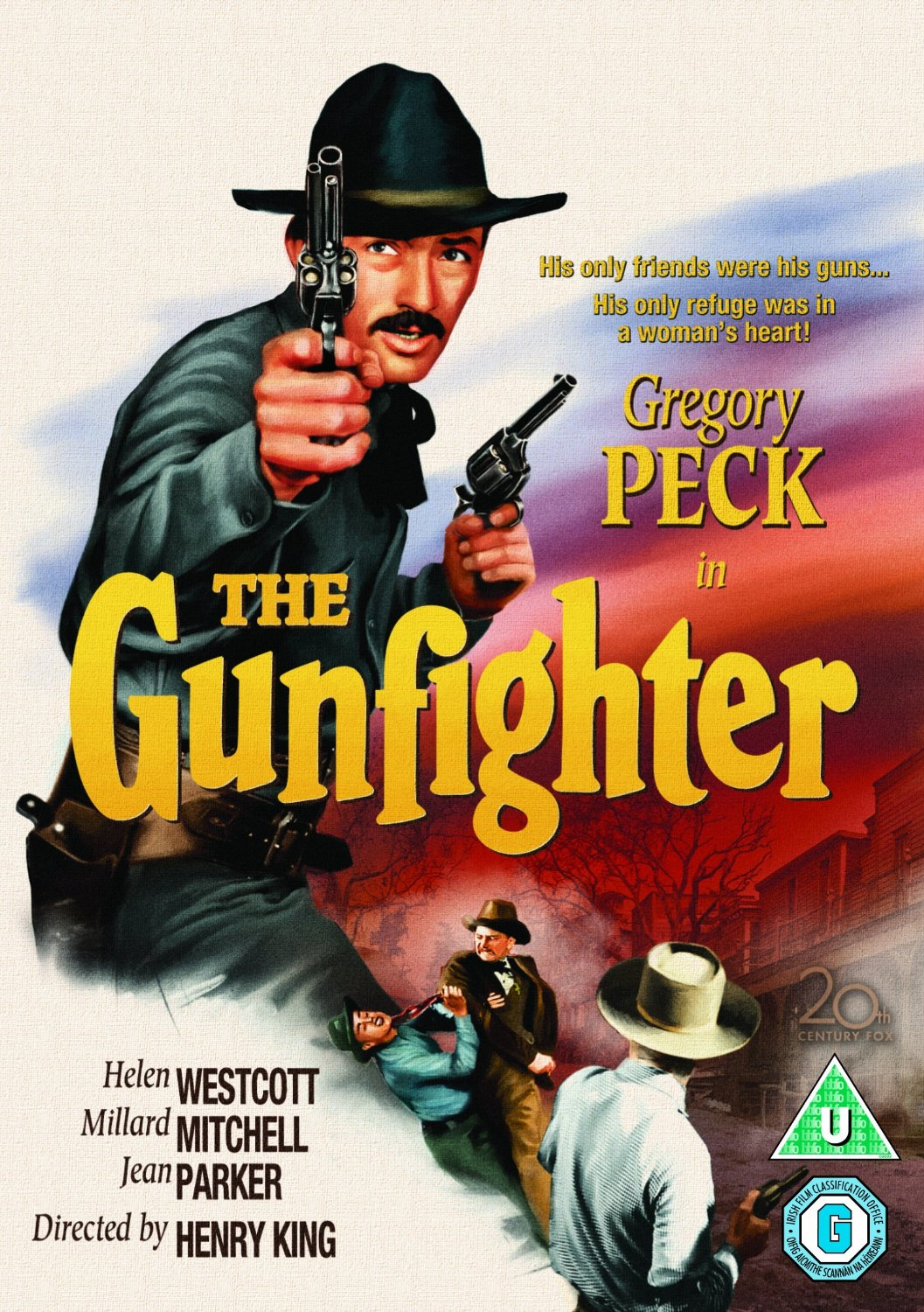 Buy The Gunfighter
