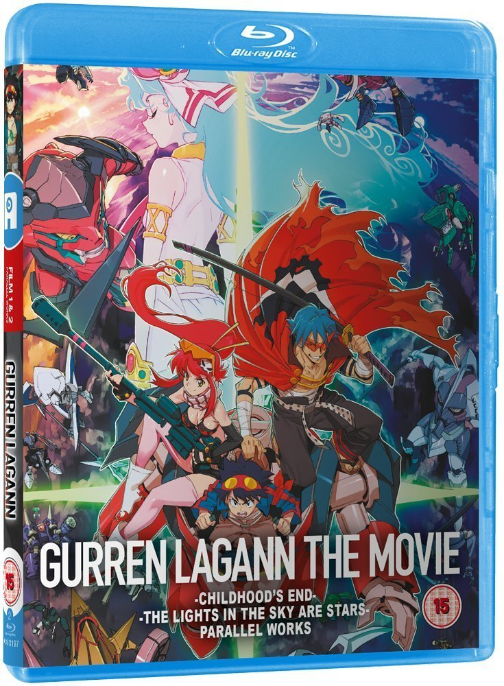 Buy Gurren Lagann: Movie Collection