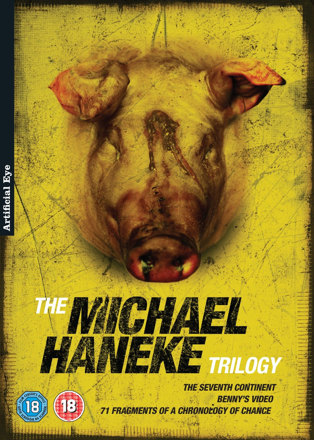 Buy The Michael Haneke Trilogy