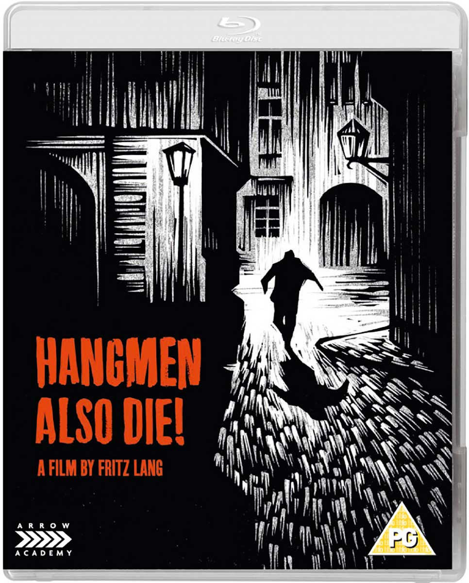 Buy Hangmen Also Die! (Dual Format Edition)