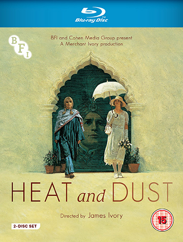 Buy Heat and Dust (Blu-ray)