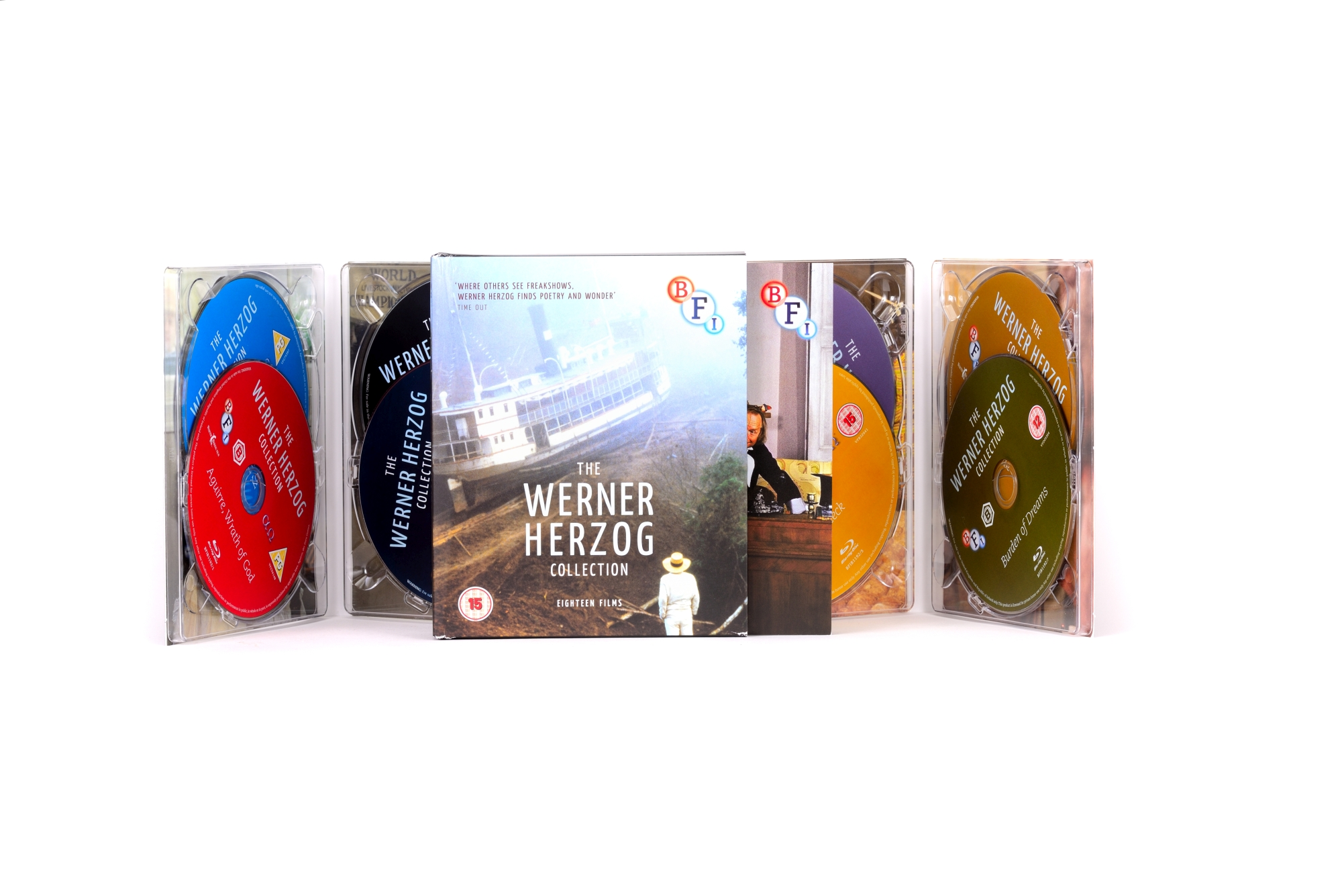 Buy The Werner Herzog Collection (Blu-ray)