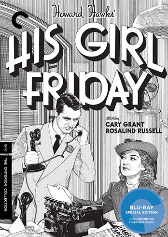Buy His Girl Friday (Blu-ray)