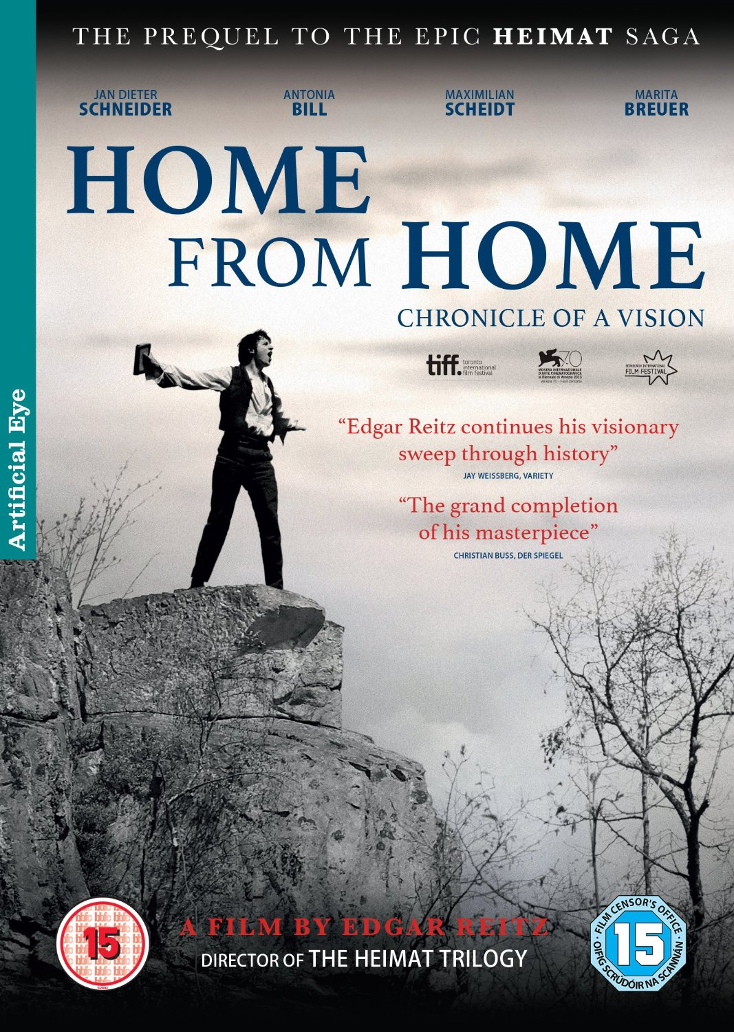 Buy Home from Home - Chronicle of a Vision