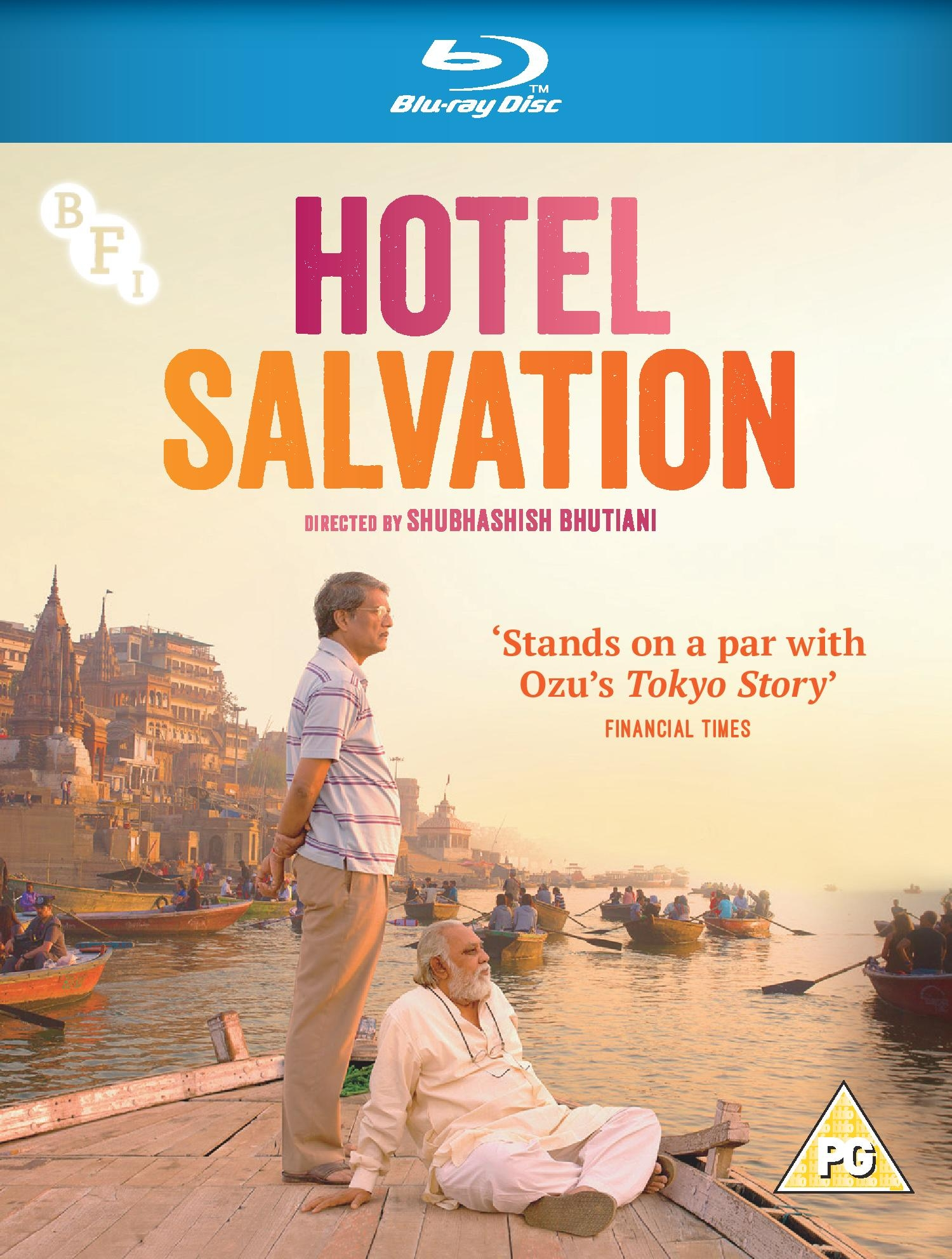 Buy PRE-ORDER Hotel Salvation (Blu-ray)