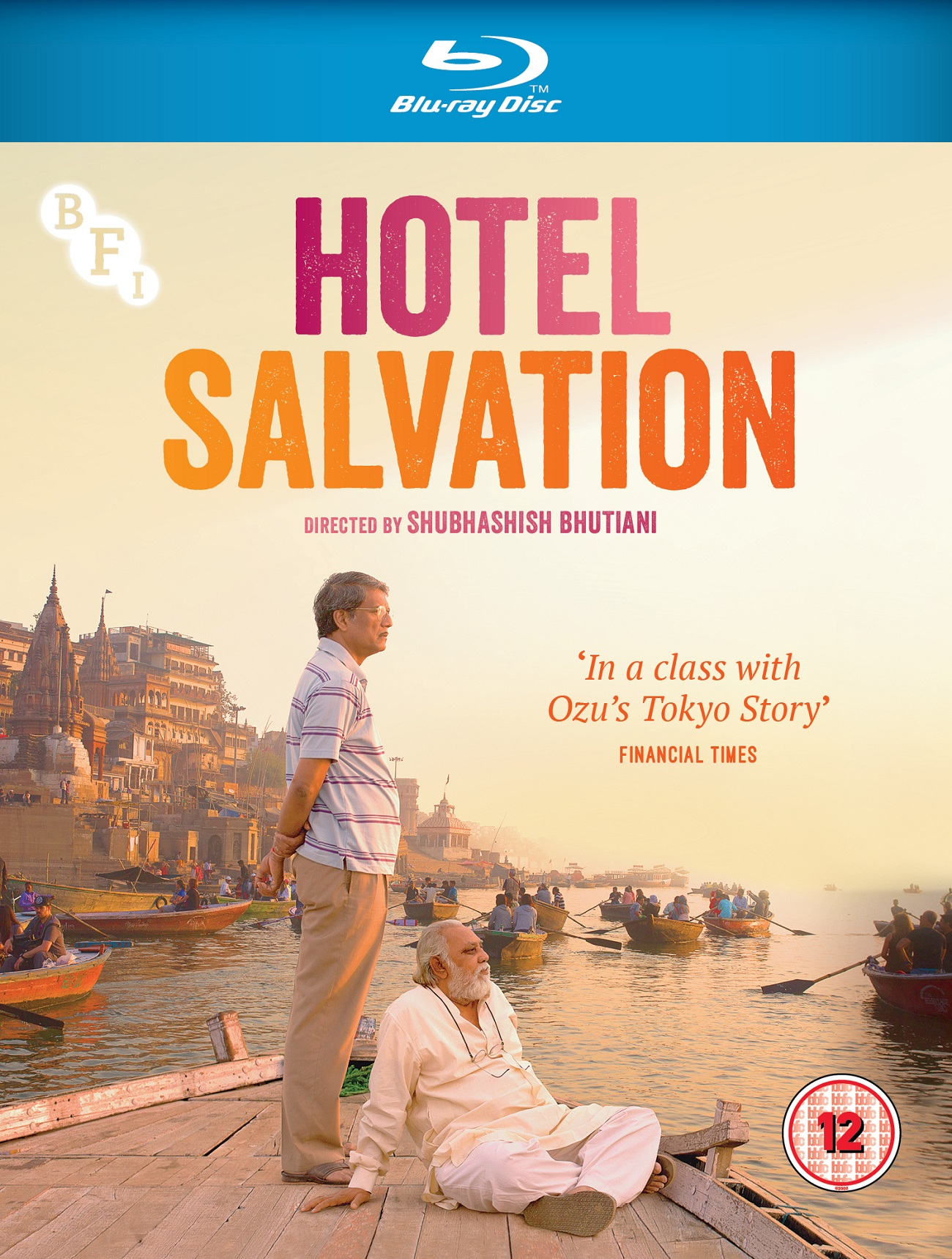 Buy PRE-ORDER Hotel Salvation (Blu-ray)