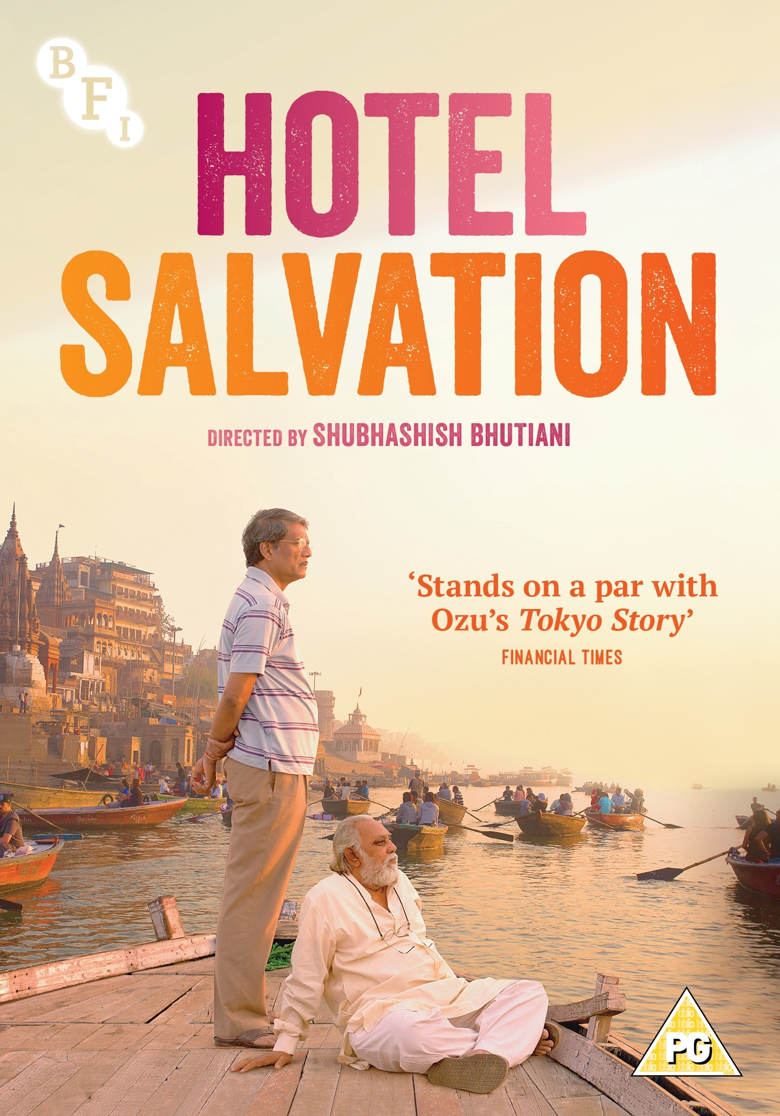 Buy PRE-ORDER Hotel Salvation (DVD)