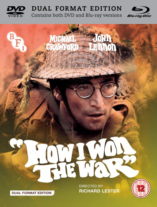Buy PRE-ORDER How I Won the War (Dual Format Edition)
