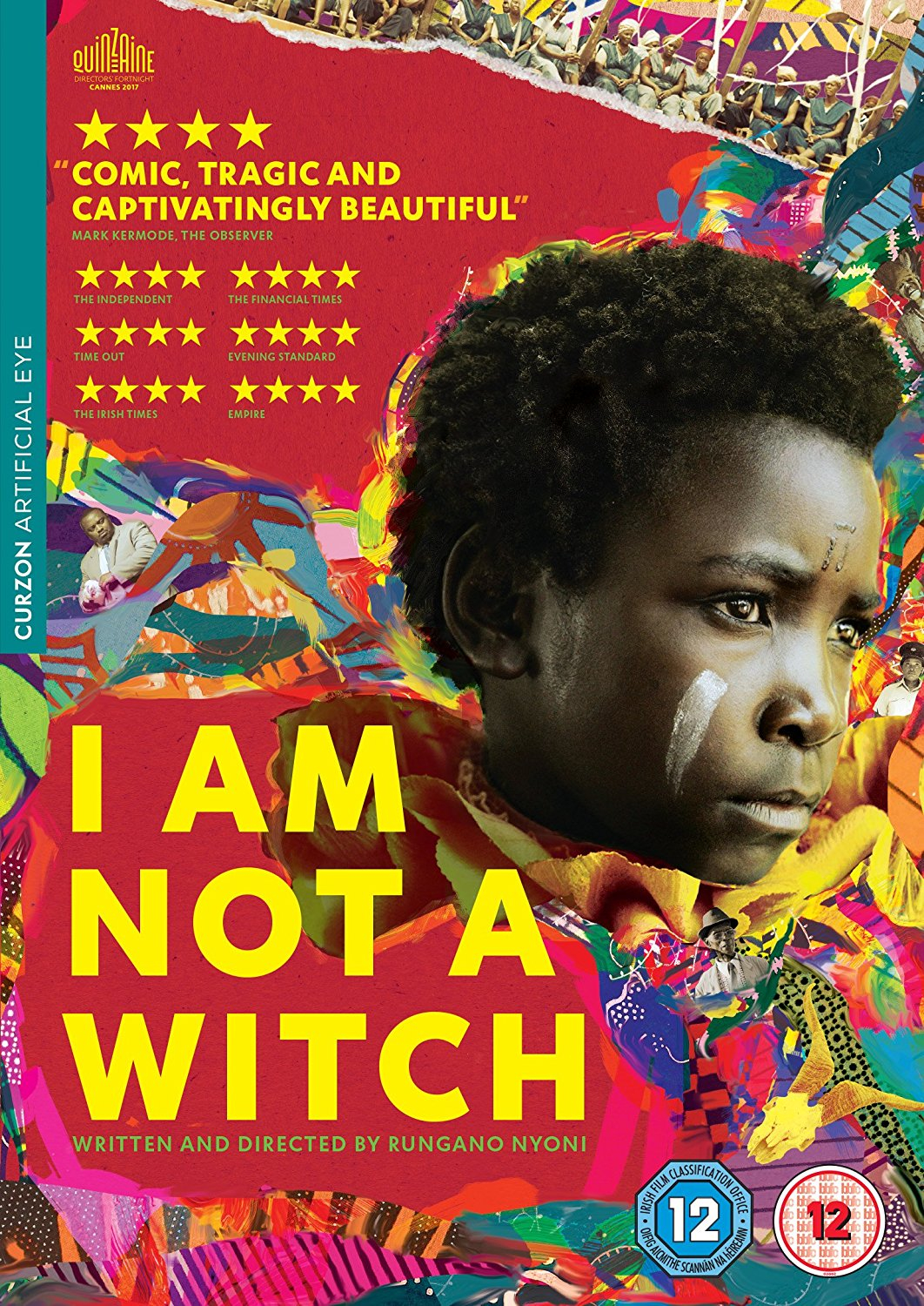 Buy  I Am Not a Witch
