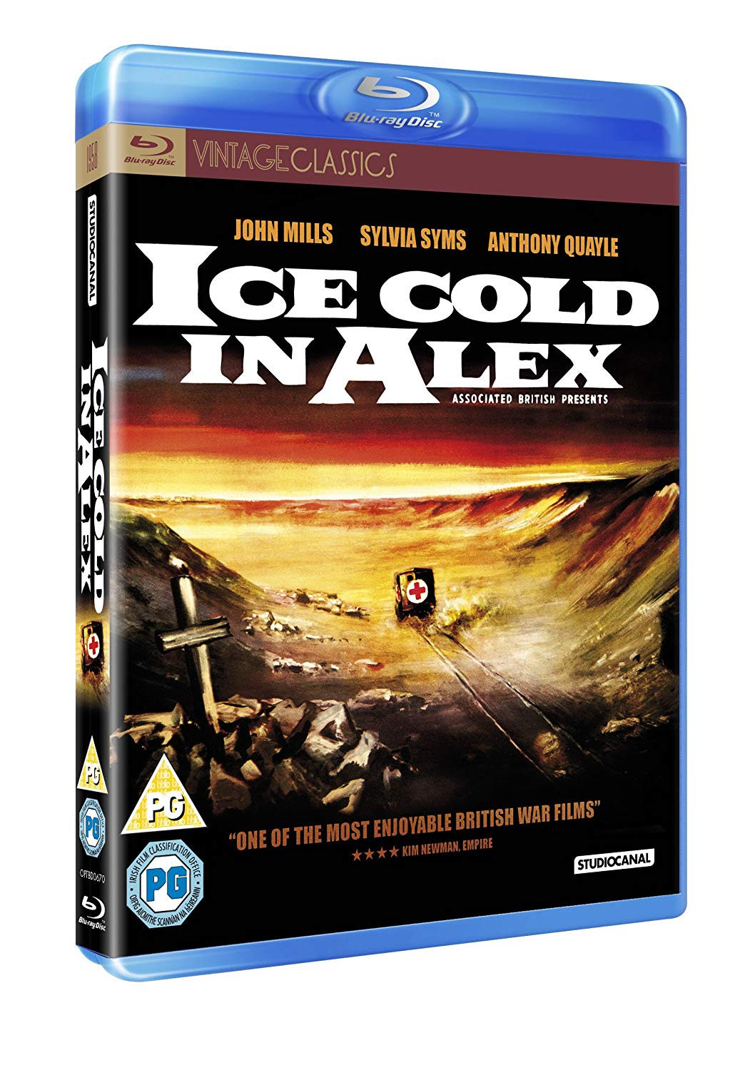 Buy Ice Cold in Alex