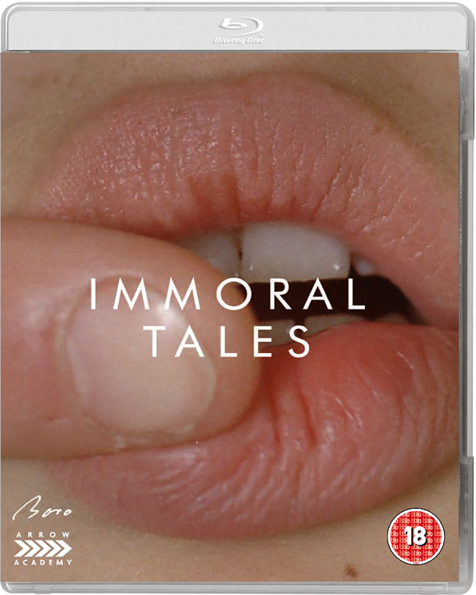 Buy Immoral tales (Dual Format Edition)