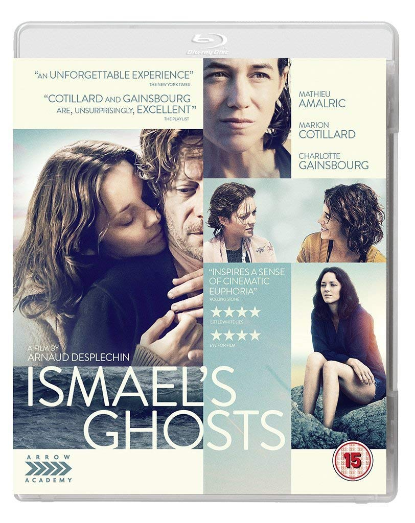 Buy Ismael's Ghosts (Blu-ray)