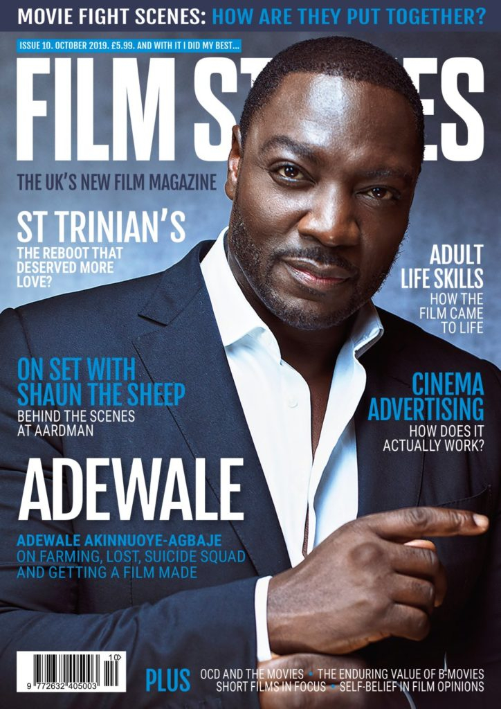 Buy Film Stories Magazine Issue 10