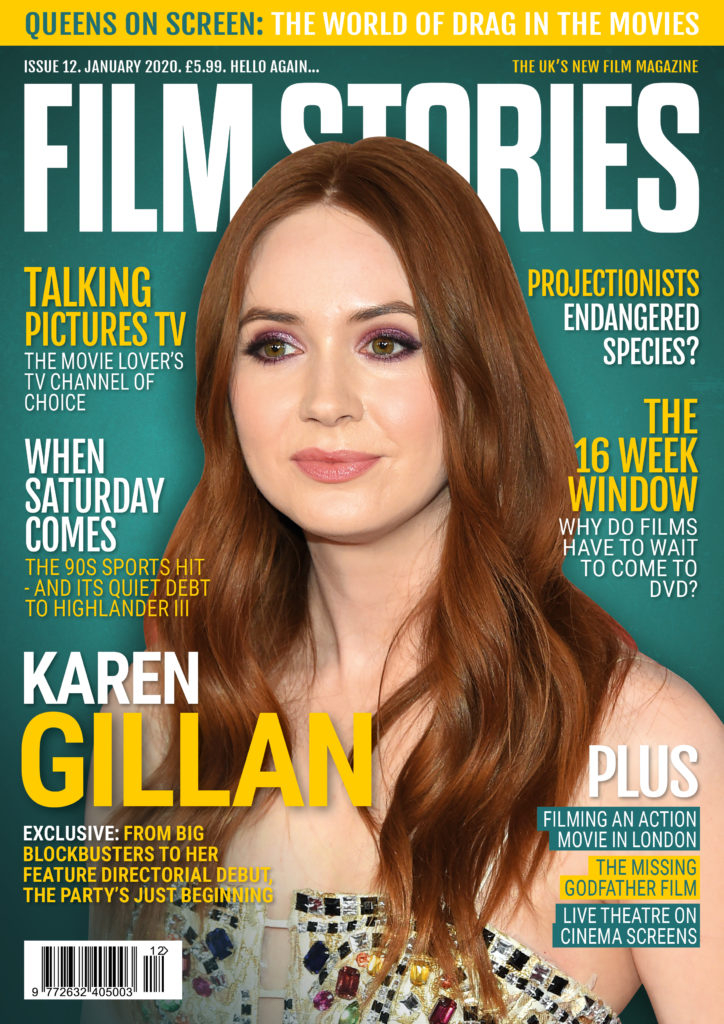 Buy Film Stories Magazine Issue 12