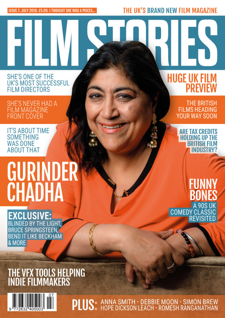 Buy Film Stories Magazine Issue 7