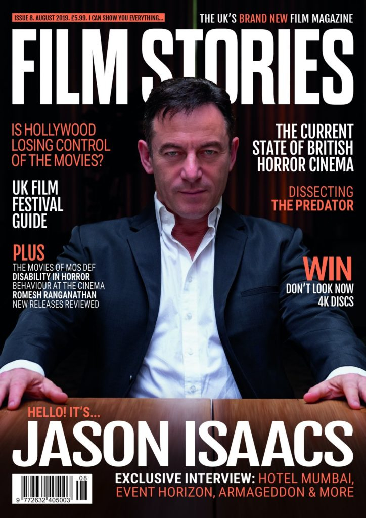Buy Film Stories Magazine Issue 8