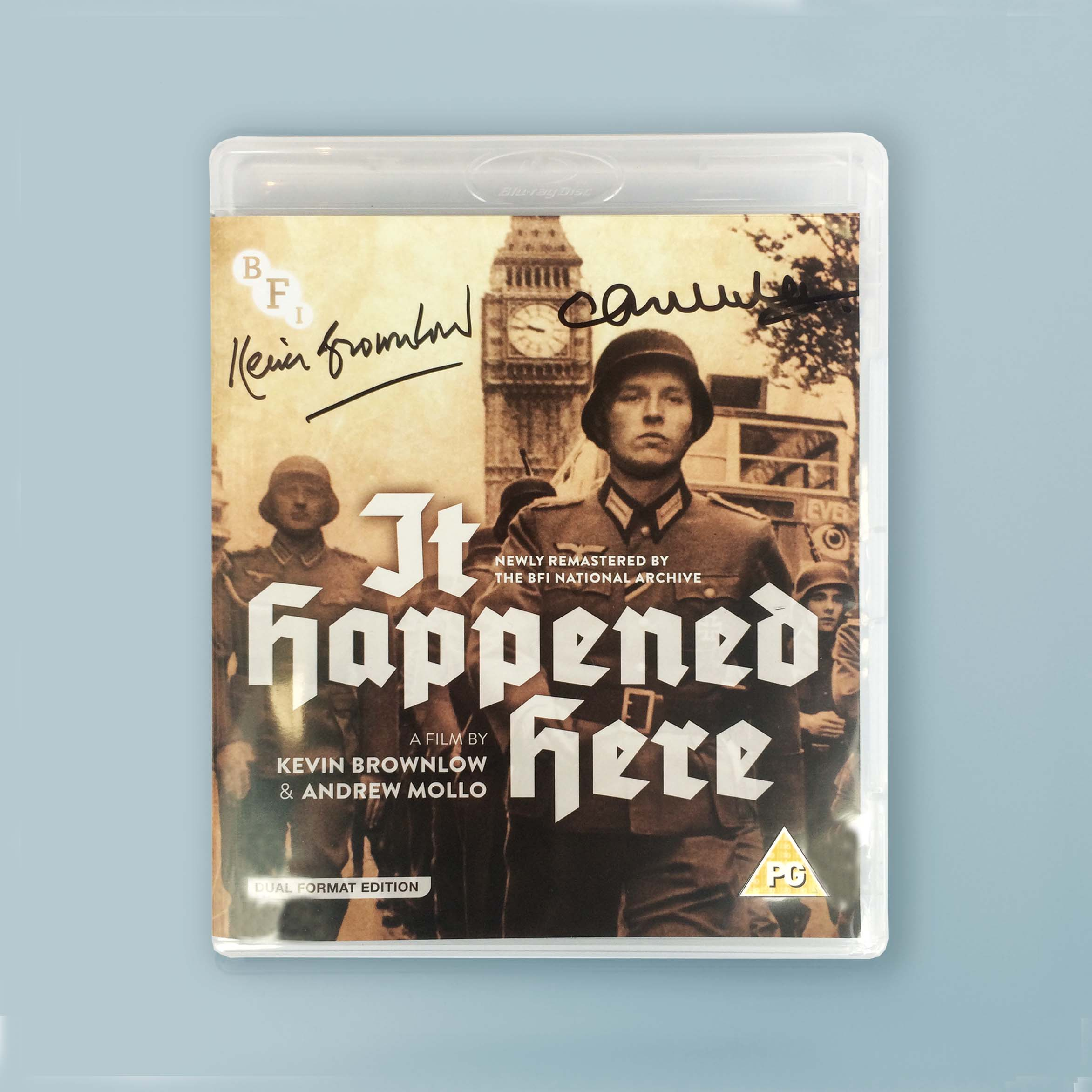 Buy It Happened Here (SIGNED COPY) (Dual Format Edition)