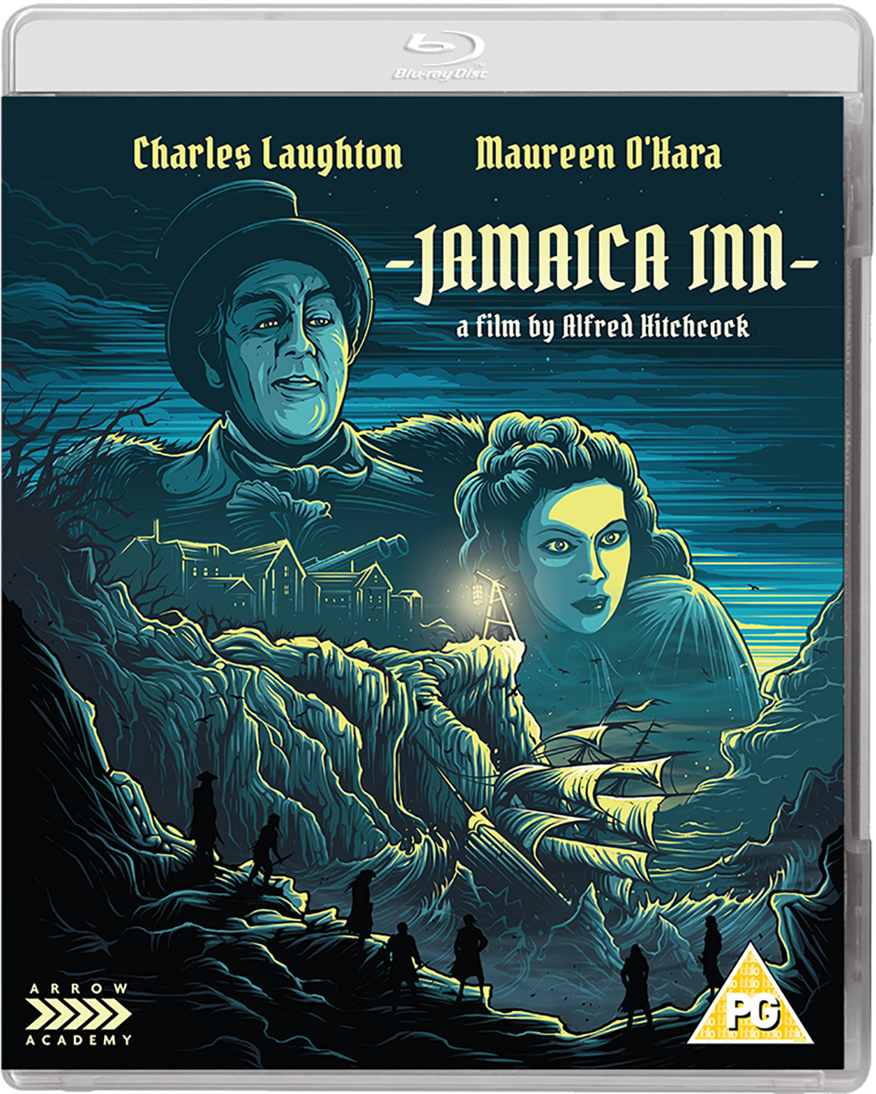 Buy Jamaica Inn (Dual Format Edition)