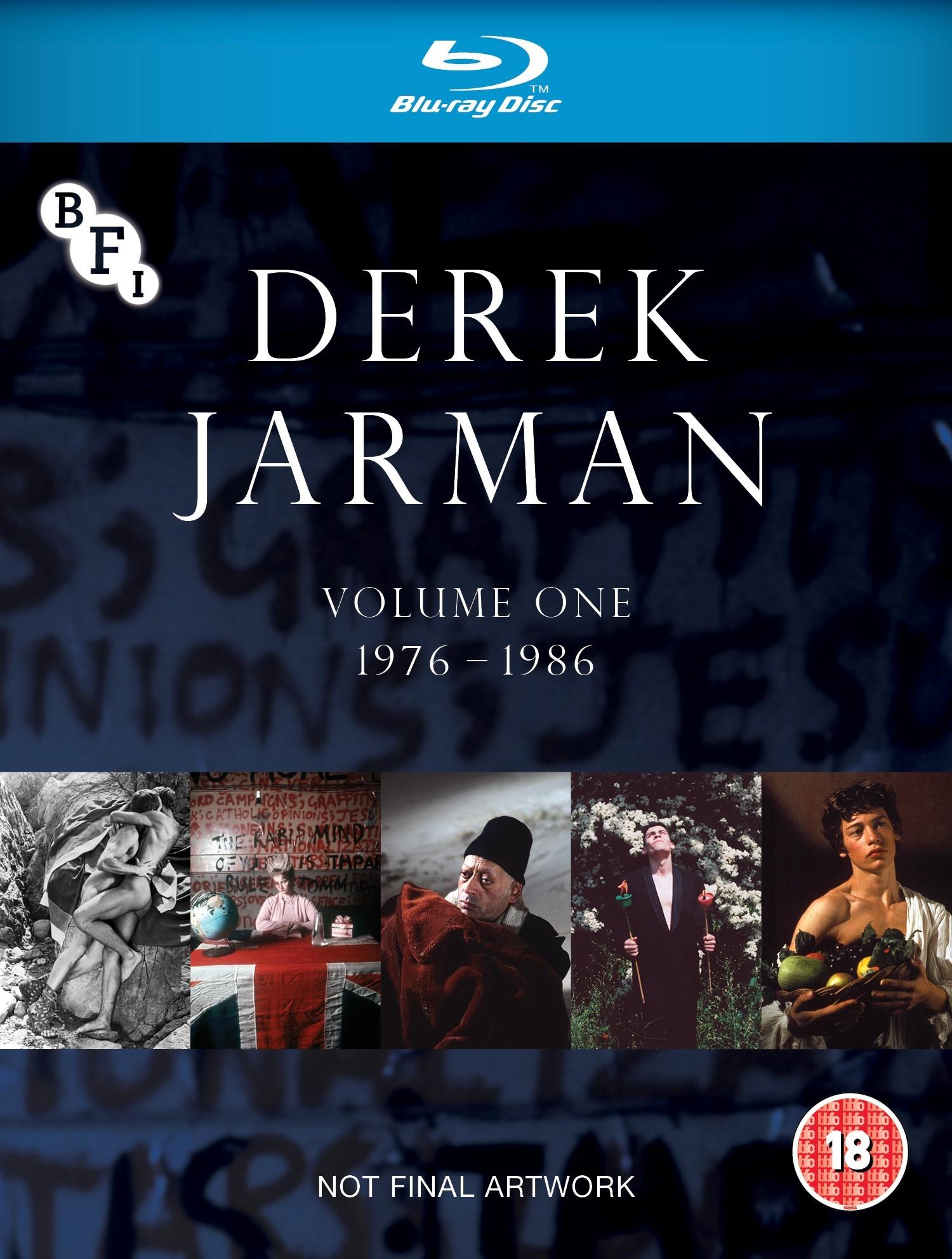 Buy PRE-ORDER Derek Jarman Volume 1: 1976-1986 (Limited Edition Blu-ray set)