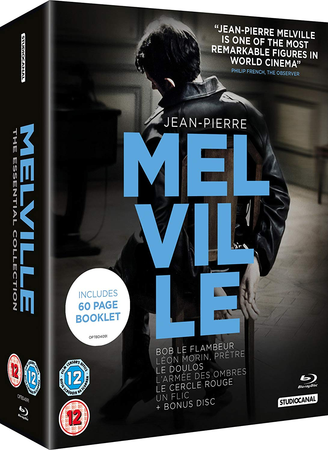 Buy Jean-Pierre Melville Collection (Blu-ray Box Set)