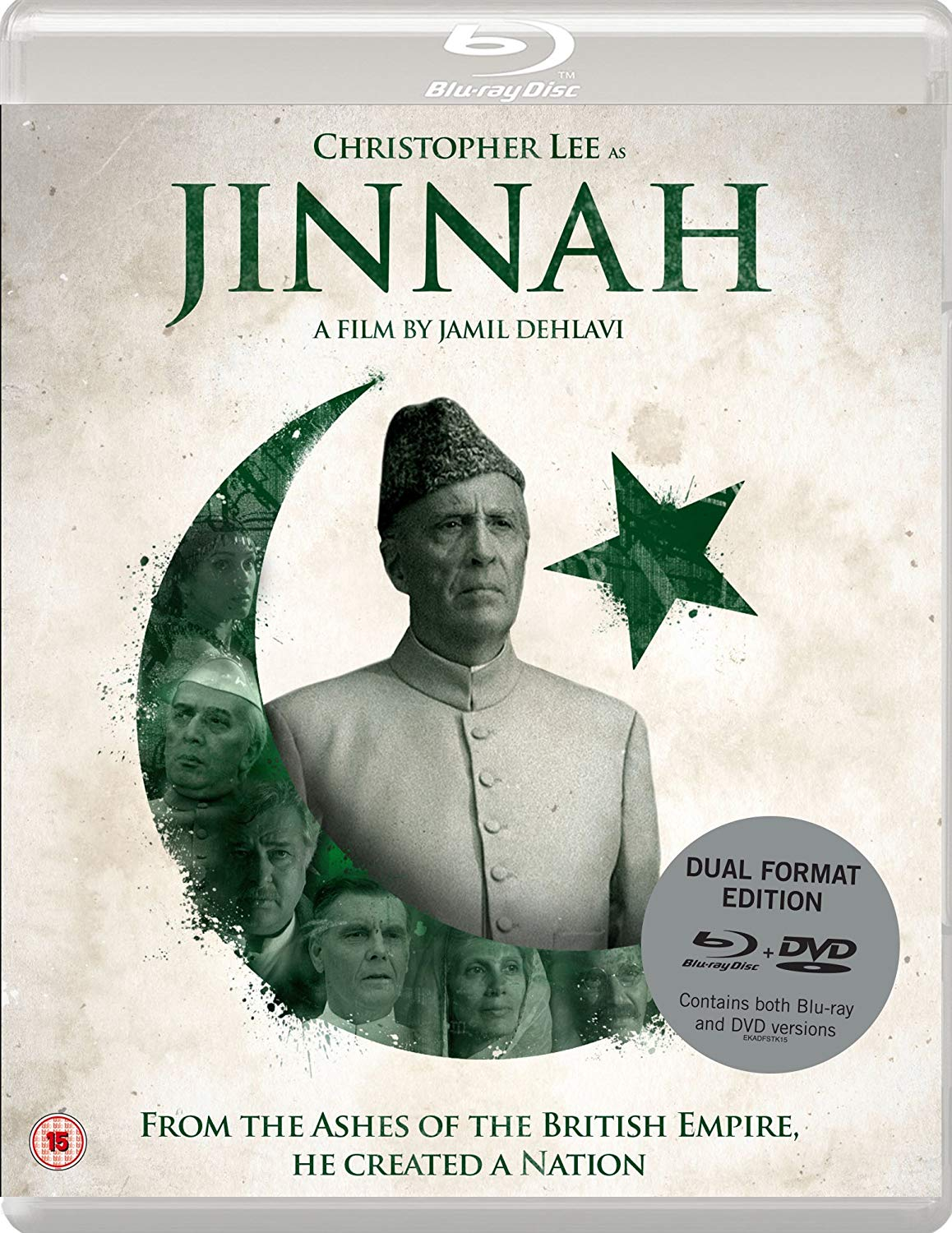 Buy Jinnah (Dual Format Edition)