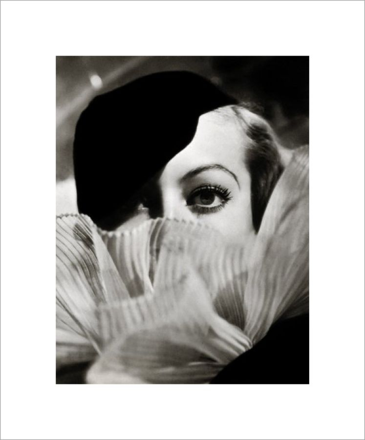 Buy Joan Crawford with Ruffles Art Print
