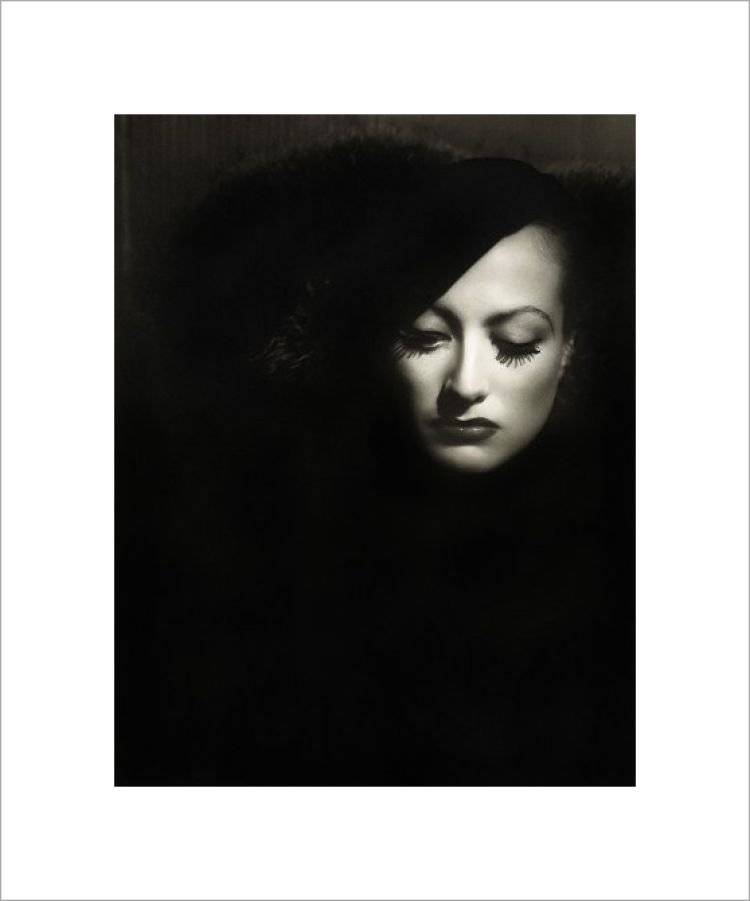 Buy Joan Crawford in Shadow Art Print