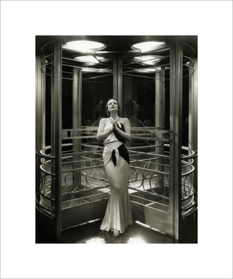 Buy Joan Crawford Revolving Door Art Print