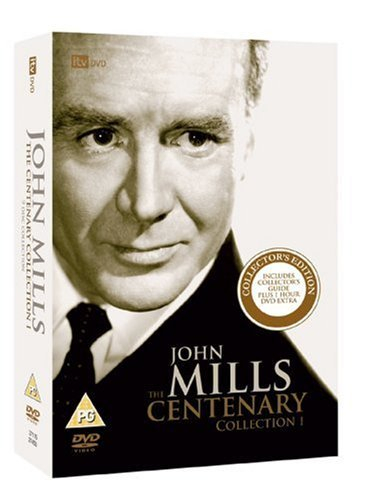 Buy John Mills: The Centenary Collection Volume 1 (9 DVD Box Set)