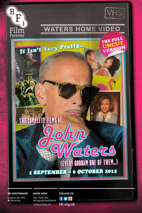 Buy John Waters season poster