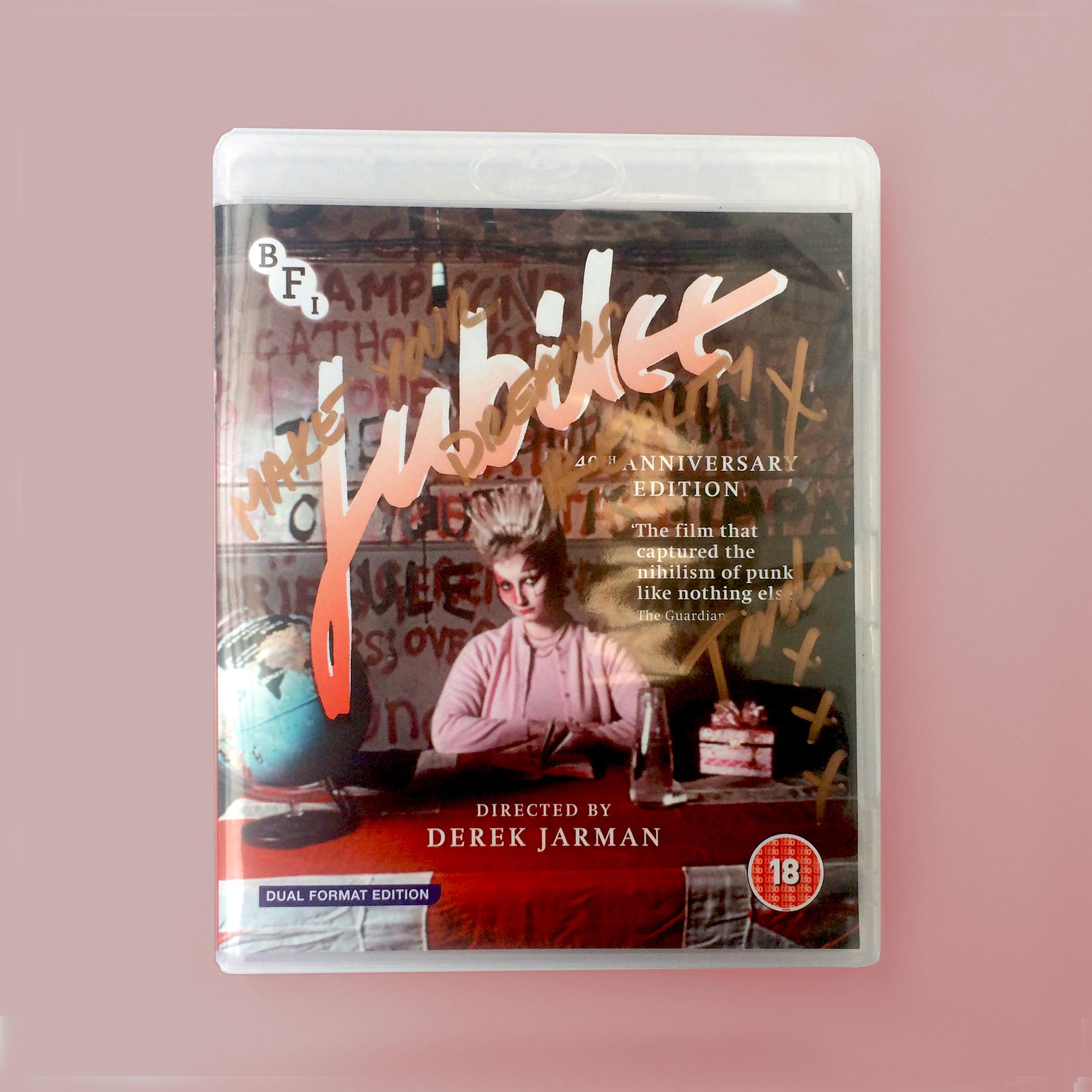 Buy Jubilee 40th Anniversary Edition (SIGNED COPY) (Dual Format Edition)