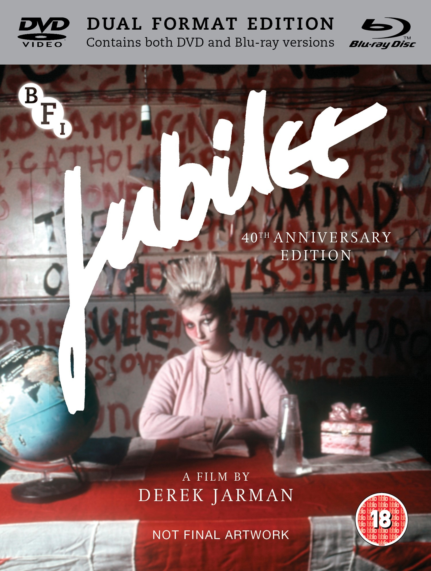 Buy PRE-ORDER Jubilee 40th Anniversary Edition (Dual Format Edition)