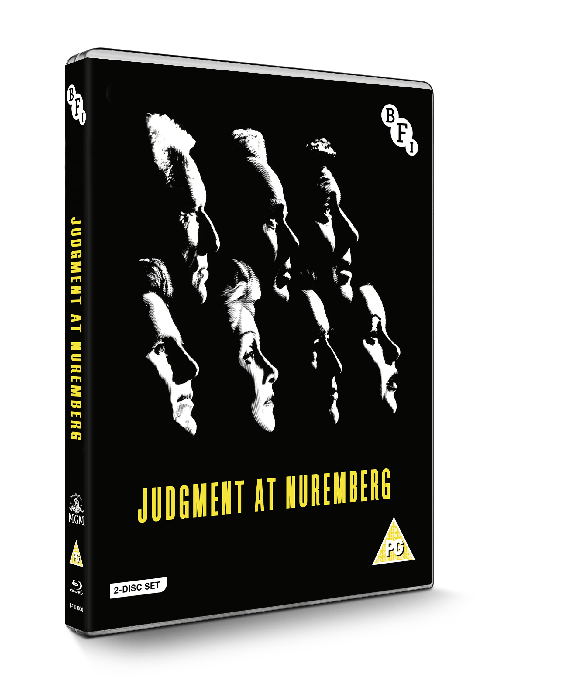 Buy Judgment at Nuremberg (Blu-ray)