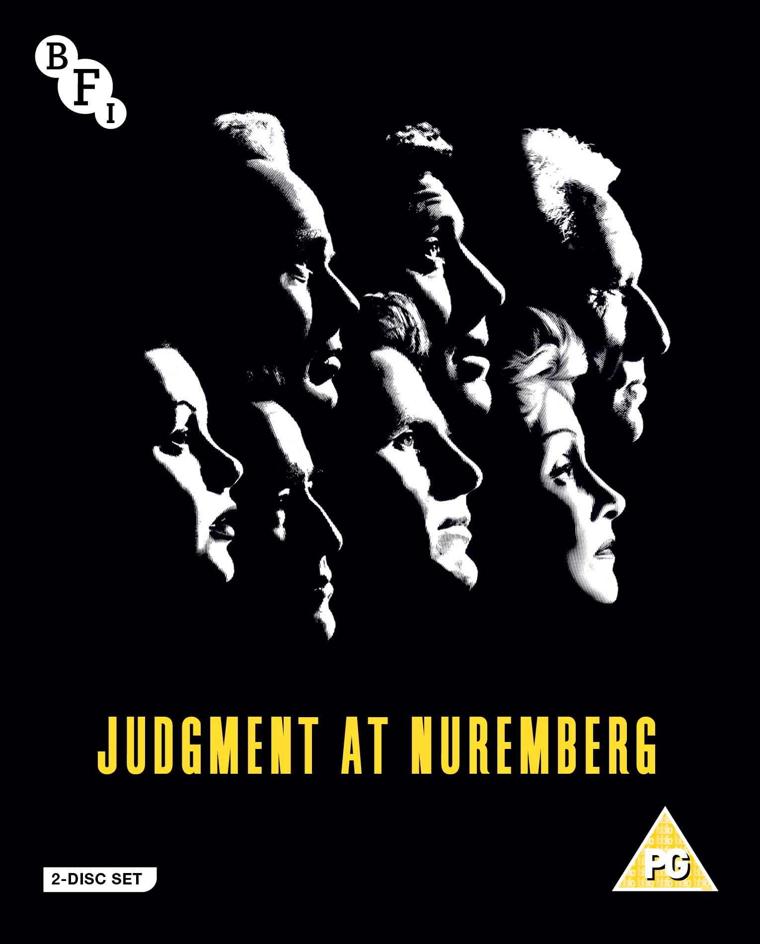 Buy PRE-ORDER Judgement at Nuremberg (Blu-ray)