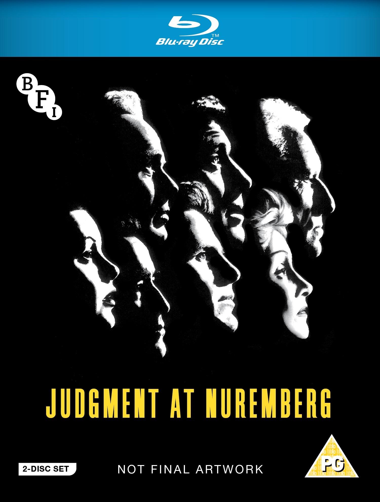 Buy PRE-ORDER Judgment at Nuremberg (Blu-ray)