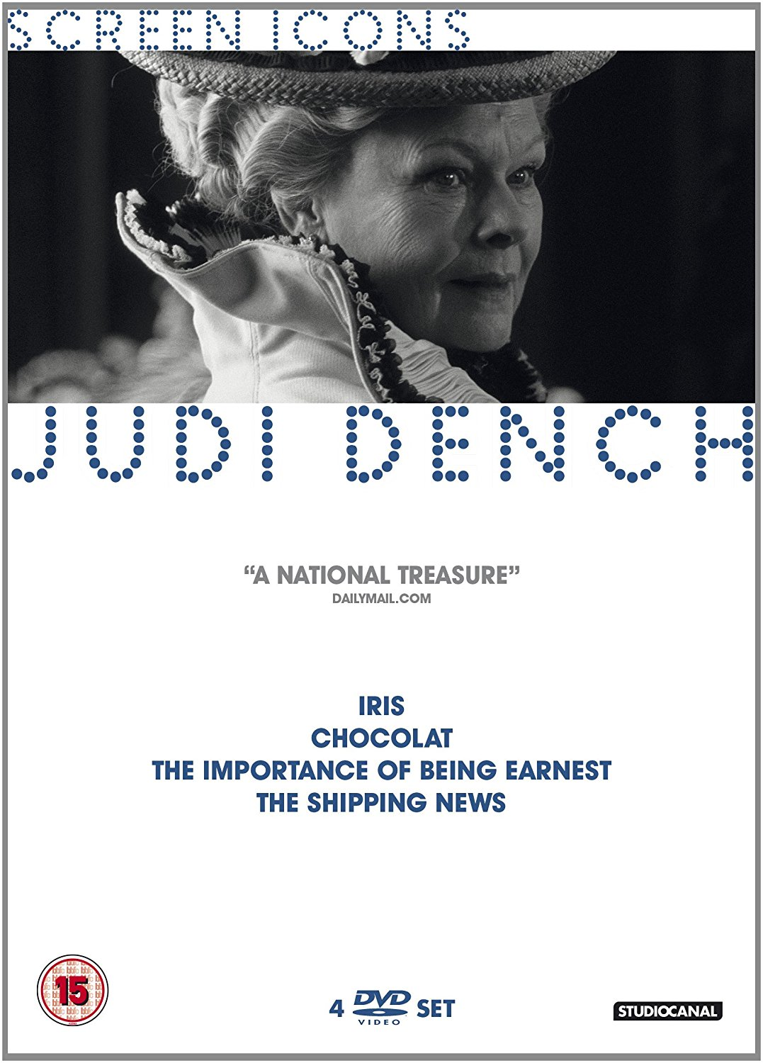 Buy Screen Icons: Judi Dench